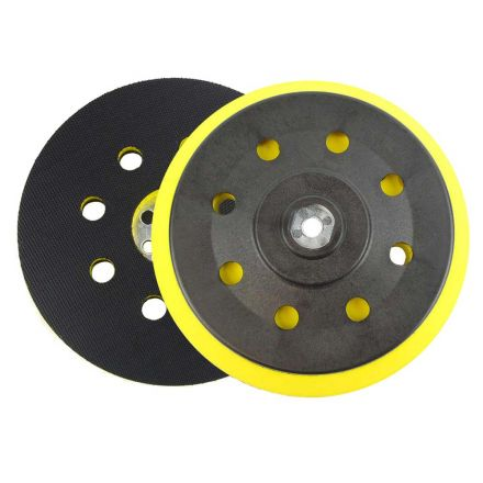 "Superior Pads and Abrasives RSP44 6"" Makita Hook and Loop Pad Replaces Makita p/n A-91207"