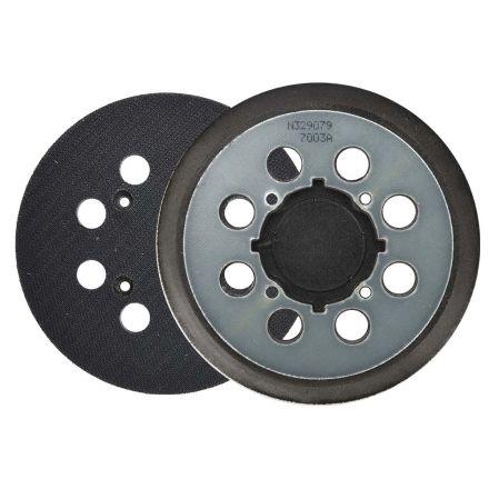 Superior Pads and Abrasives RSP54 Aftermarket 5 Inch Dia 8 Vacuum Holes Hook & Loop Sanding Pad Replaces Dewalt N329079 & DWE6420 Pad