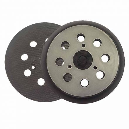 "Superior Pads and Abrasives RSP27 5"" Dia 8 Hole Sander Hook and Loop Pad Replaces Makita OE # 743081-8"
