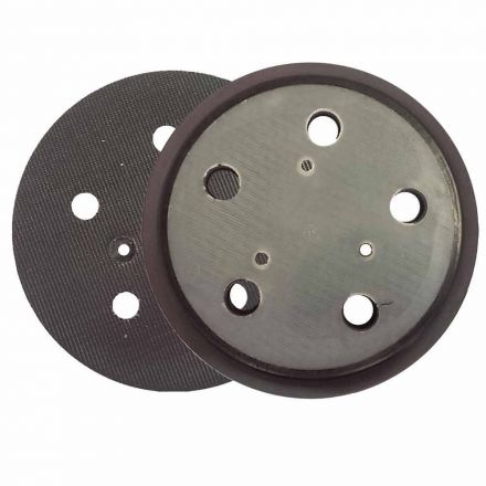 "Superior Pads and Abrasives RSP29 5"" Dia - 5 Hole Hook & Loop Sander Pad Replaces Porter Cable  OE # 13904 / 13909"