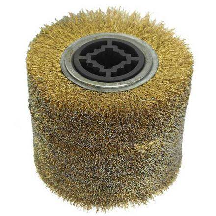 Superior Pads and Abrasives AW-SSB Steel Wire Brush Wheel