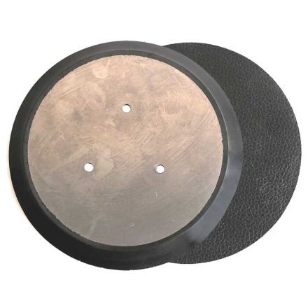 Superior Pads and Abrasives RSP55 5 Inch Adhesive Sander Pad No Vacuum Hole Replaces DeWalt OE #151662-00