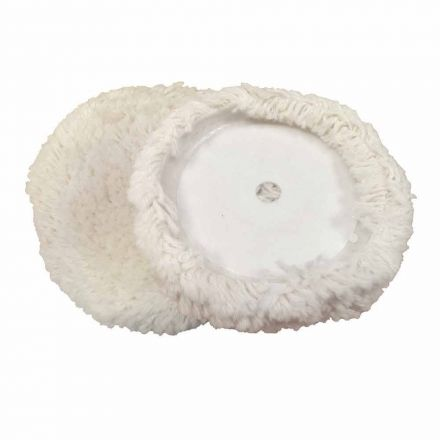 """Superior Pads and Abrasives PBW08 8"""" Wool Buffing Pad"""