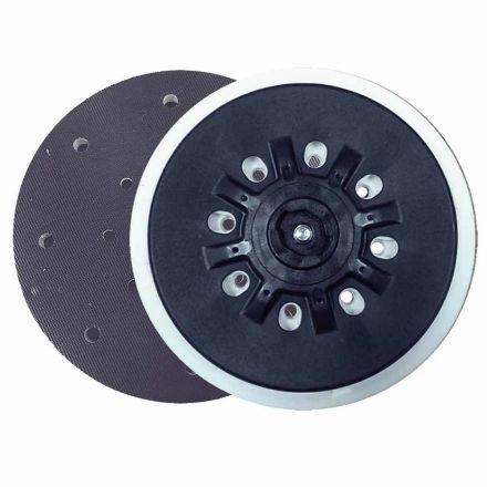 "Superior Pads and Abrasives RSP41 6"" Dia 8 Vacuum Holes Hook & Loop Sanding Pad Festool OE # 498986 / 87 / 88"